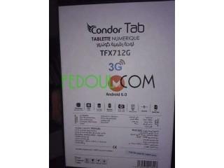 Tablette condor