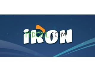 IRON IPTV