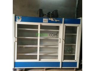 Réfrigérateurs présentoir 2 metres 50