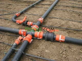 Kit aspersion irrigation