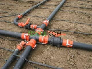 Kit aspersion irrigation