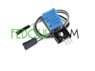 Capteur d'humidité et température dht11