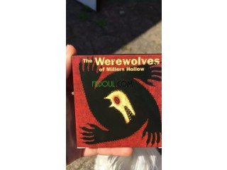 Carte loup garou