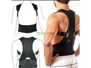 Redresse posture (dos)