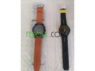 Des montres pour hommes
