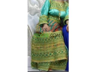 Ensemble et robe kabyle