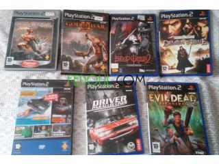 Jeux video PS2