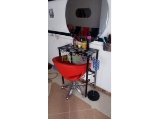 Vends matériel de coiffure esthétique et onglerie