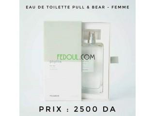 Pull and bear eaux de toilette