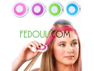 4 Poudres de Coloration Cheveux - 4 Couleurs التوصيل مجاني