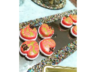 Gâteaux sur commande