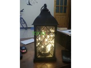 Fanous décorative LED