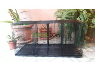 Cages pour animaux