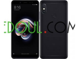 Xiaomi redmi note 5 noir
