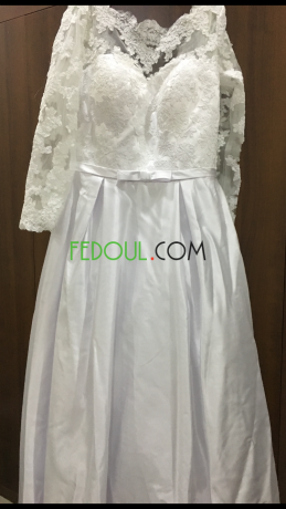 robe-blanche-a-vendre-big-2
