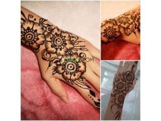 Tattouage henna