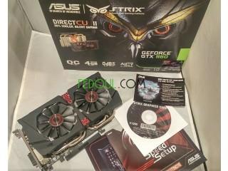 GTX 960 4GB ASUS STRIX Oc EDITION