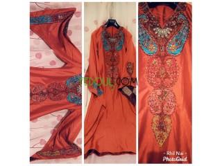 ملابس تقليدية مستعملة