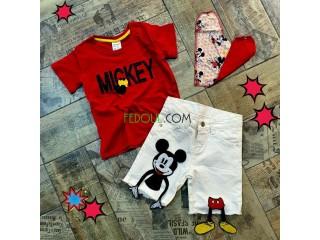 Vêtements enfants de 1 ans a 6 ans