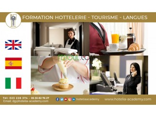 Formation Hotelliere