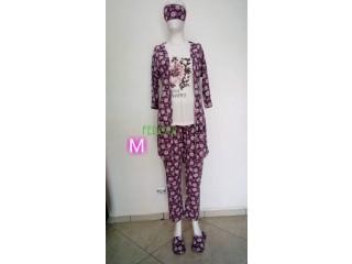 Pyjamas 5 pieces