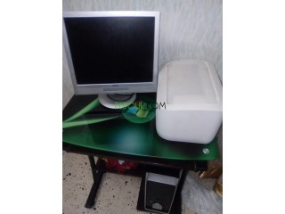 Pc Ordinateur bureau