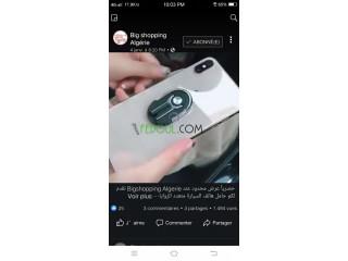 حامل هاتف السيارة متعدد الزوايا °360
