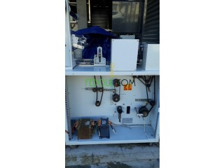 Flow pack 450 commex italy