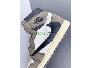 Custom sneakers Nike Air jordan 1 Made Plaid Edition 1