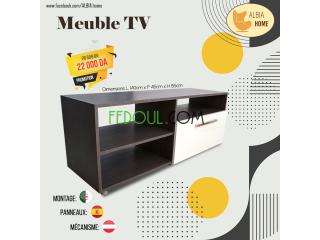 Meuble TV-HIFI Albia