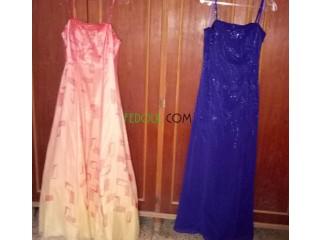 Robes du soir à vendre