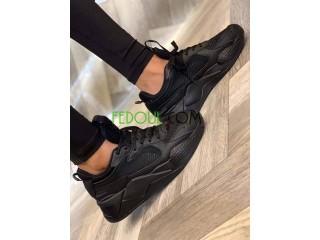 Puma rsx black