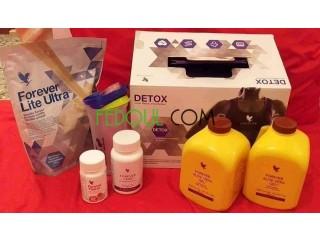 Programme detox pour perdre 4-8kg en 9jours et jusqu'a 15kg par mois