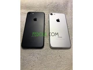 Deux iphone 7 32gb