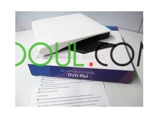 POP-UP MOBILE EXTERNAL DVD-RW
