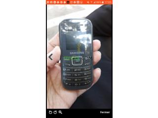 Samsung e1200 bon etat