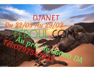 DJANET MARS 2020