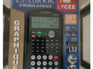 Calculatrice Graphique