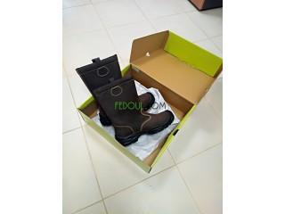 Boots dain maron
