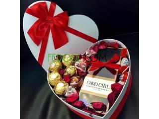 Spécial panier cadeaux pour vous les amoureux