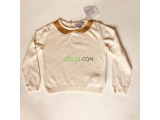 Pulls bébé Chicco 100% original