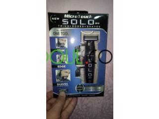 Tondeuse micro touch solo