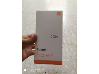 Xiaomi note 7 3/32 global version