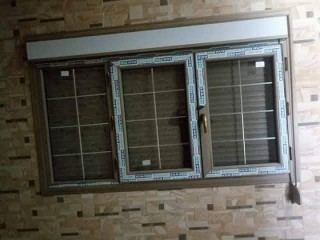 Fenêtre pvc et aluminium