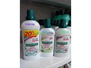 Sanytol produits ménagers désinfectants